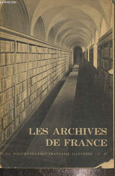 Les archives de France N° 37