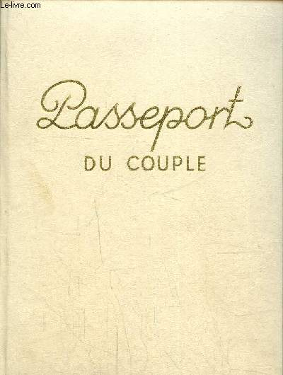 Passeport du couple