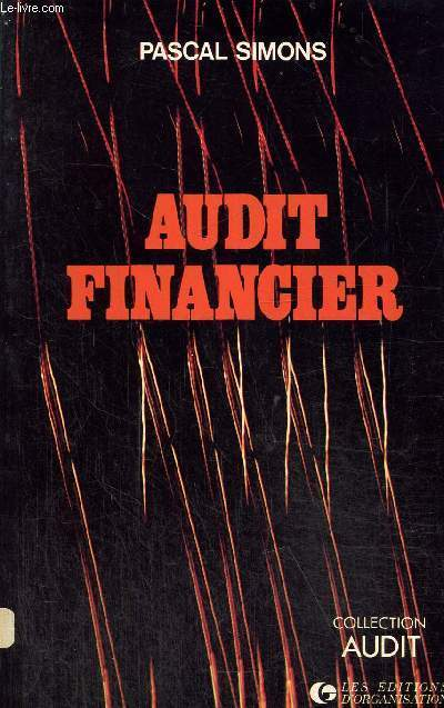 Audit financier, collection audit