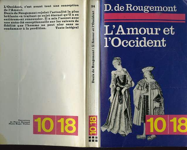 L' AMOUR ET L' OCCIDENT