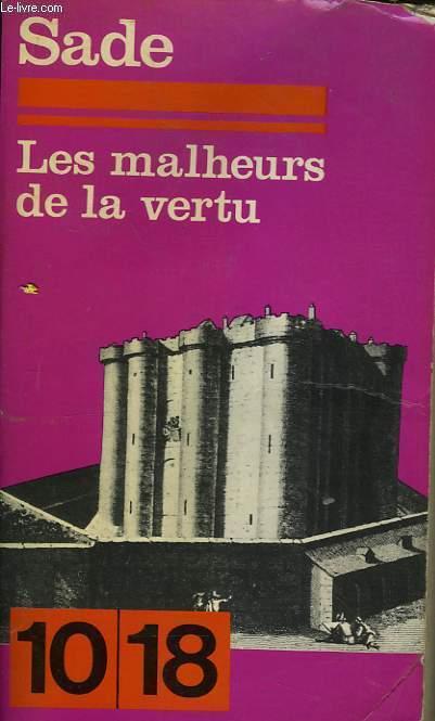 LES MALHEURS DE LA VERTU