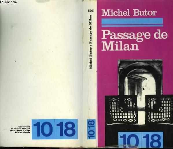 PASSAGE DE MILAN.