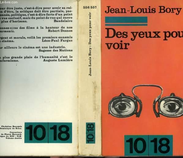 DES YEUX POUR VOIR.