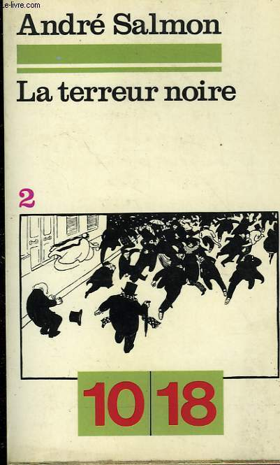 LA TERREUR NOIRE CHRONIQUE DU MOUVEMENT LIBERTAIRE 2