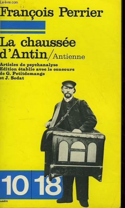 LA CHAUSSEE D'ANTIN/ANTIENNE