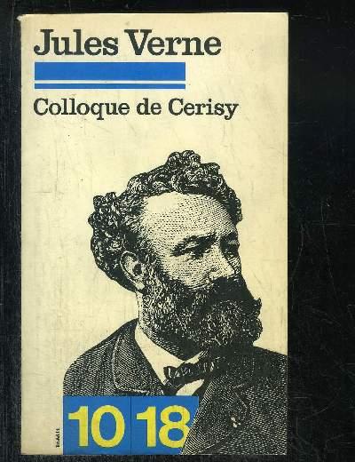 COLLOQUE DE CERISY