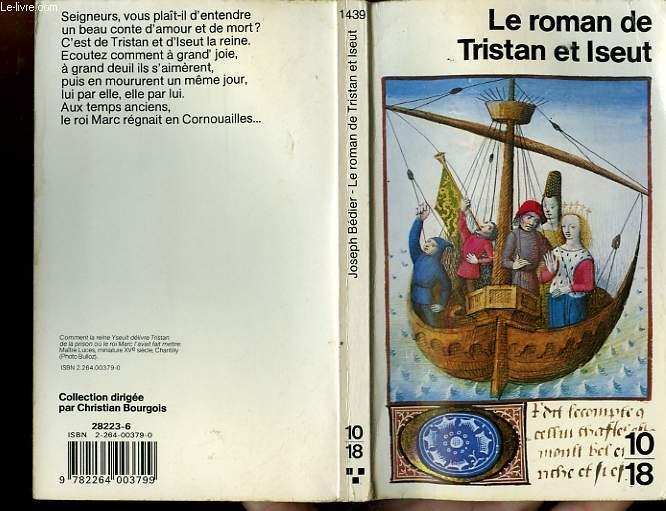 ROMAN DE TRSITAN ET ISEUT.