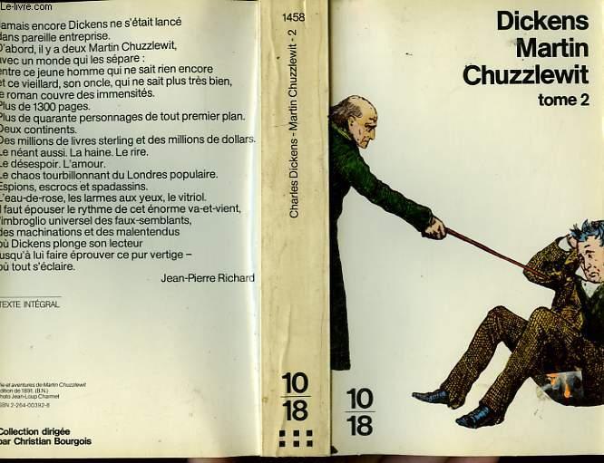 MARTIN CHUZZLEWIT TOME 2.