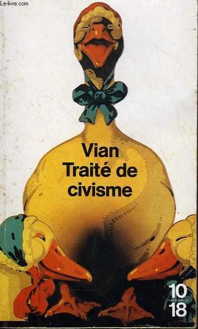 TRAITE DE CIVISME.