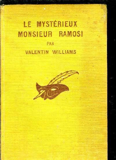 LE MYSTERIEUX MONSIEUR RAMOSI.