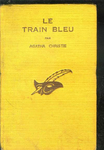 LE TRAIN BLEU. (The mystery of the Bue Train).