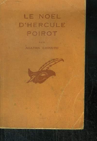 LE NOEL D' HERCULE POIROT. (Hercule Poirot s christmas)
