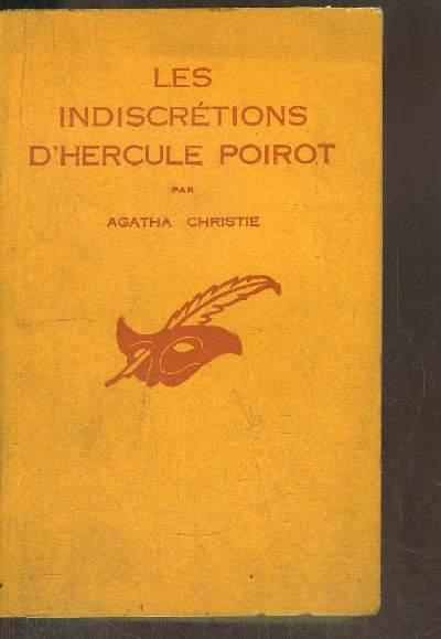 LES INDISCRETIONS D' HERCULE POIROT