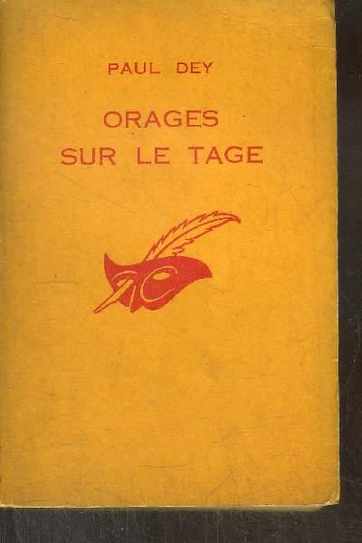ORAGES SUR LE TAGE