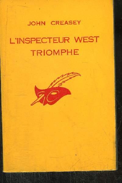L' INSPECTEUR WEST TRIOMPHE