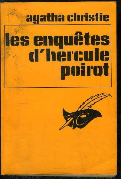 LES ENQUETES D' HERCULE POIROT
