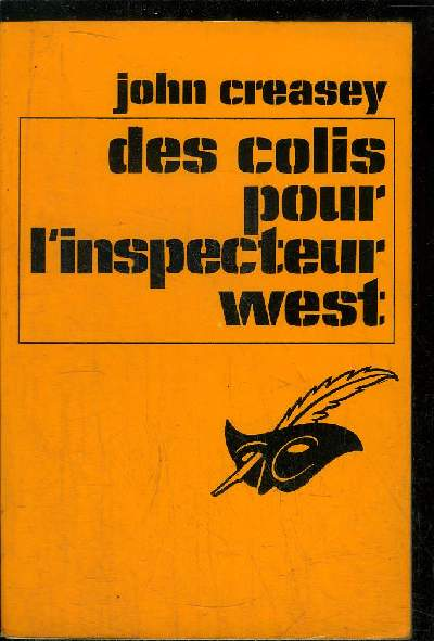 DES COLIS POUR L' INSPECTEUR WEST