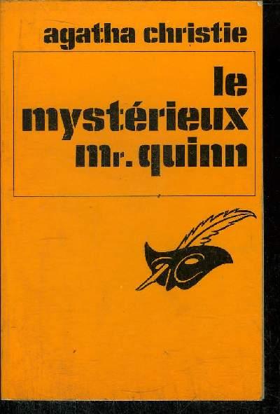 LE MYSTERIEUX MR. QUINN Premier volume