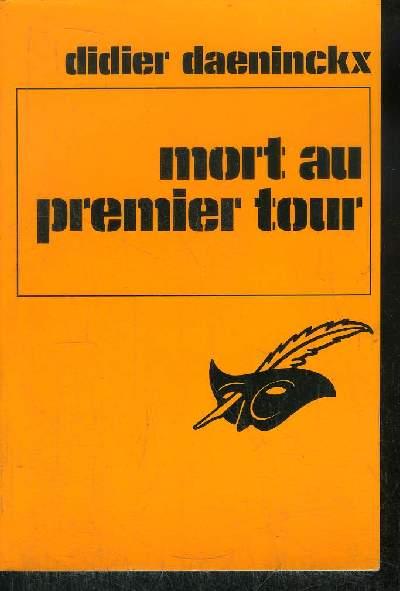 MORT AU PREMIER TOUR