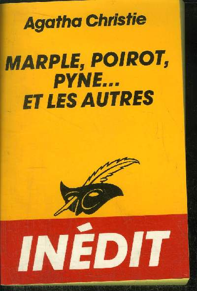MARPLE, POIROT, PYNE... ET LES AUTRES