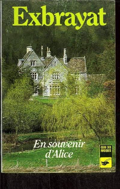 EN SOUVENIR D' ALICE