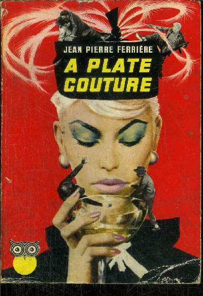 A PLATE COUTURE
