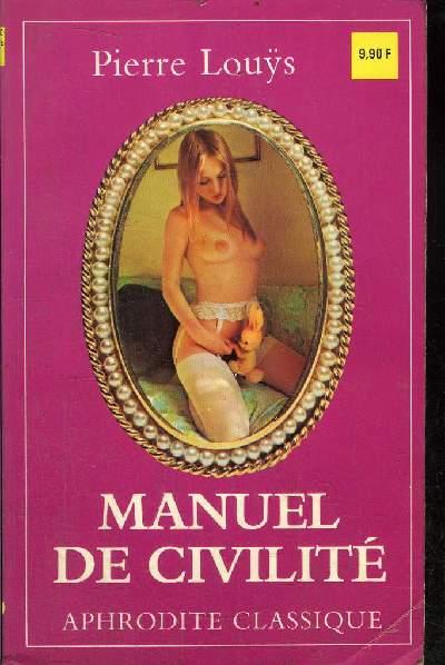 MANUEL DE CIVILITÉ