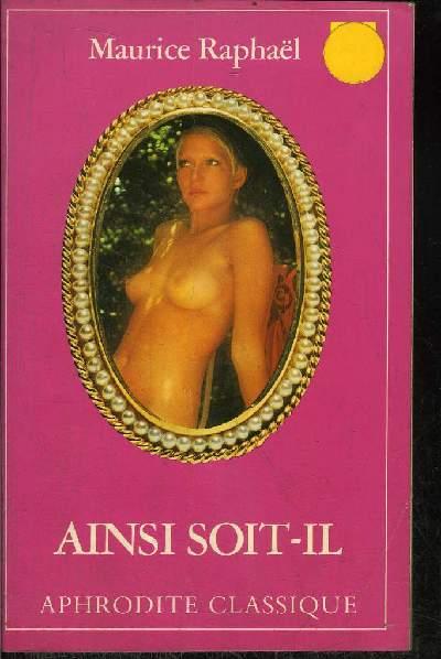 AINSI SOIT- IL