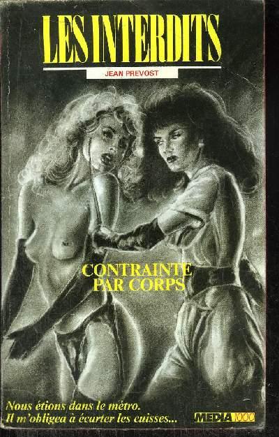CONTRAINTE PAR CORPS