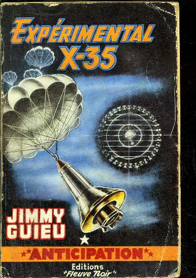 EXPERIMENTAL X- 35