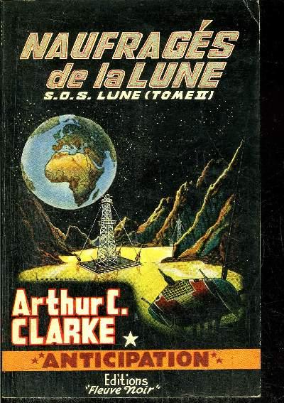 NAUFRAG¦ÉS DE LA LUNE s.o.s lune tome 2