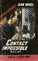 CONTACT IMPOSSIBLE (OSS 117)