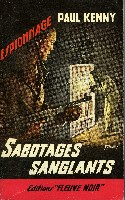 SABOTAGES SANGLANTS