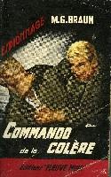 COMMANDO DE LA COLERE