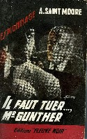 IL FAUT TUER... M. GUNTHER