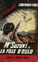 MR SIZUKI ET LA FILLE D'OSLO