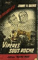 VIPERES SOUS ROCHE