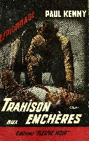 TRAHISON AUX ENCHERES