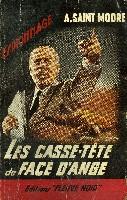 LES CASSE-TETE DE FACE D'ANGE