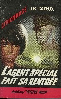 L'AGENT SPECIAL FAIT SA RENTREE