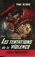 LES TENTATIONS DE LA VIOLENCE