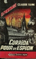 CORRIDA POUR UN ESPION