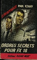 ORDRES SECRETS POUR FX-18