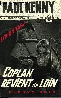COPLAN REVIENT DE LOIN