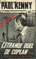L'ETRANGE DUEL DE COPLAN