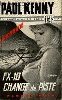 F.X. 18 CHANGE DE PISTE