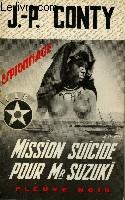 MISSION SUICIDE POUR MR SUZUKI