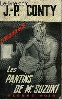 LES PANTINS DE M. SUZUKI