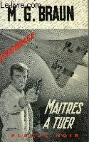 MAITRES A TUER