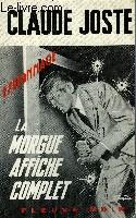 LA MORGUE AFFICHE COMPLET